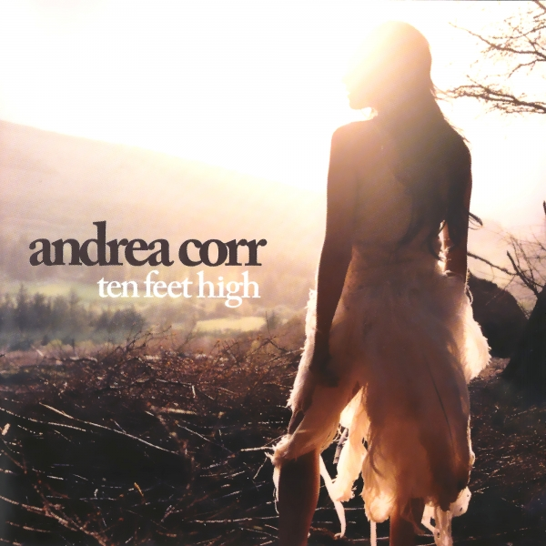 Andrea Corr Ten Feet High Cover Art