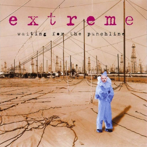 Extreme Waiting for the Punchline cover art