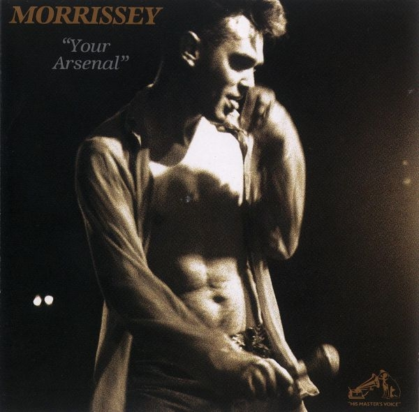 Morrissey Your Arsenal cover art