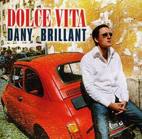 Dany Brillant Dolce Vita Cover Art