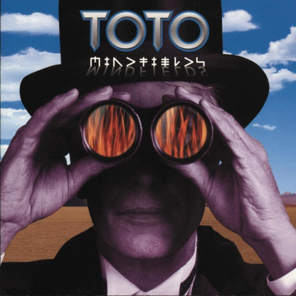 Toto Mindfields Cover Art