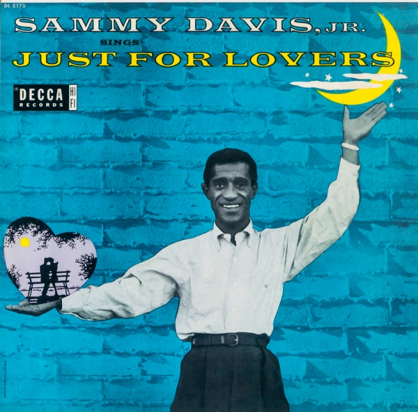Sammy Davis Jr. Just for Lovers cover art