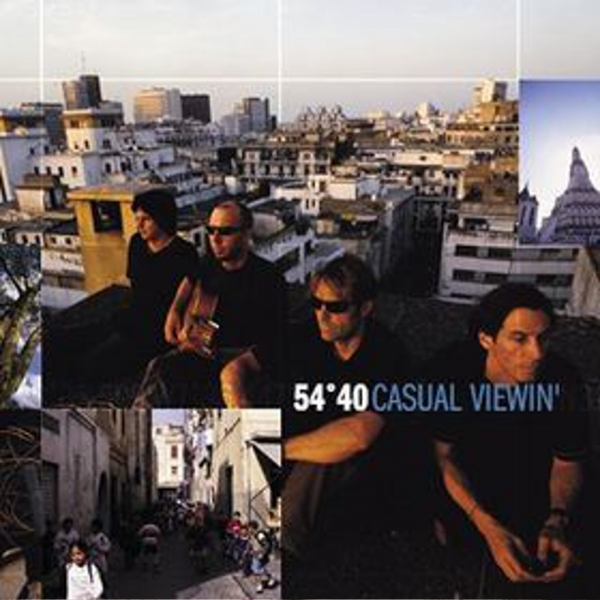54-40 Casual Viewin' Cover Art