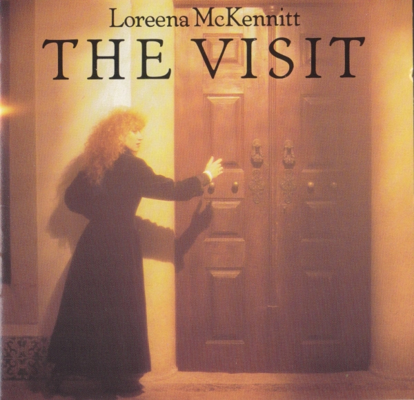 Loreena McKennitt The Visit cover art