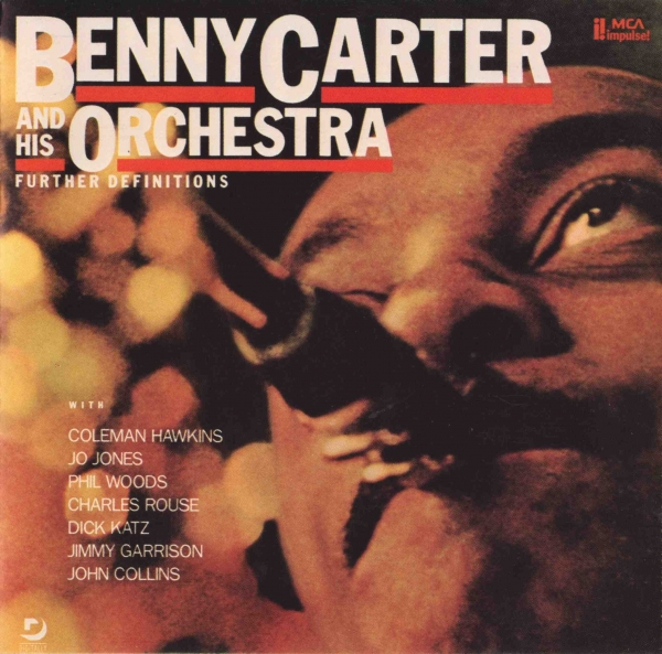 Benny Carter and His Orchestra Further Definitions cover art