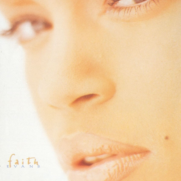 Faith Evans Faith cover art