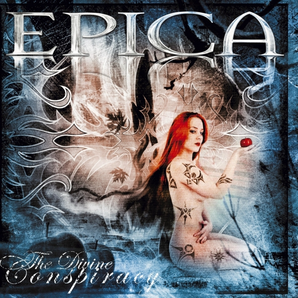 Epica The Divine Conspiracy cover art