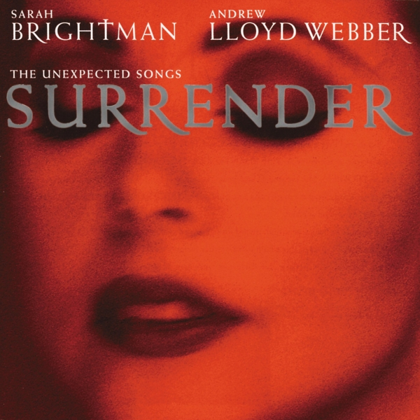 Sarah Brightman Surrender: The Unexpected Songs Cover Art