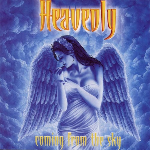 Heavenly Coming From the Sky cover art