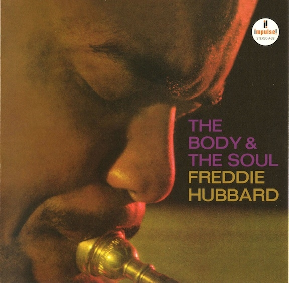 Freddie Hubbard The Body & The Soul Cover Art