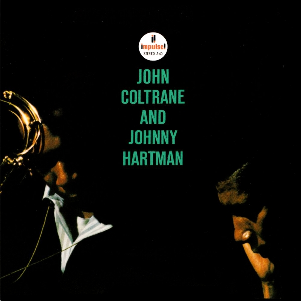 Johnny Hartman John Coltrane and Johnny Hartman cover art