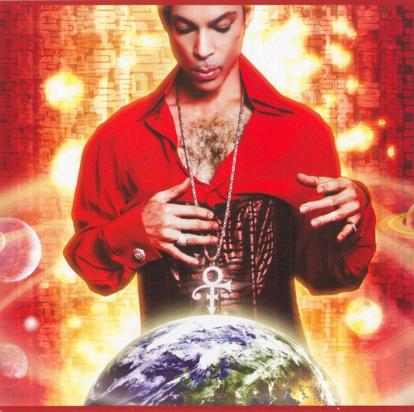 Prince Planet Earth Cover Art