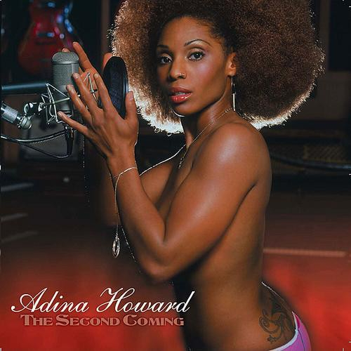 Adina Howard The Second Coming Cover Art
