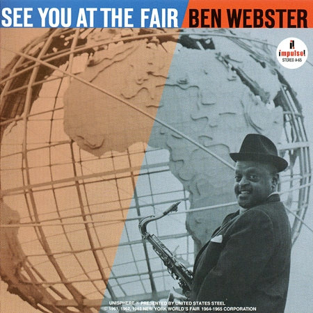 Ben Webster See You at the Fair Cover Art