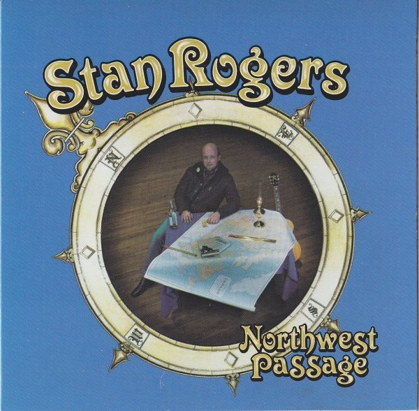 Stan Rogers Northwest Passage Cover Art