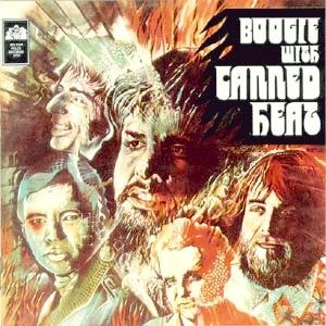 Canned Heat Boogie With Canned Heat Cover Art