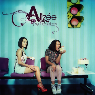 Alizée Psychédélices cover art