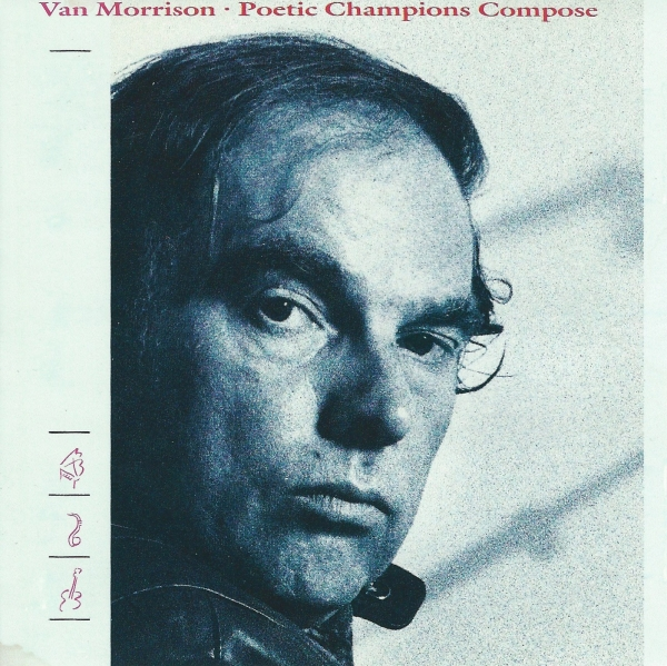 Van Morrison Poetic Champions Compose Cover Art