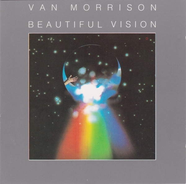Van Morrison Beautiful Vision cover art
