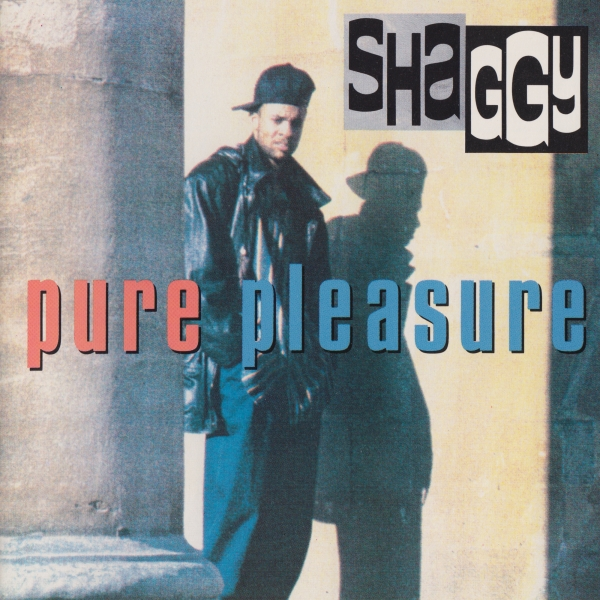 Shaggy Pure Pleasure cover art