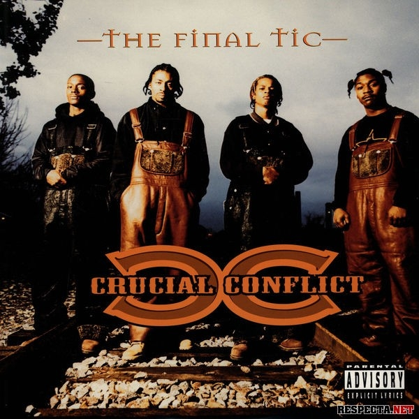 Crucial Conflict The Final Tic cover art