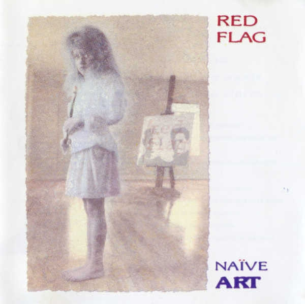 Red Flag Naïve Art cover art