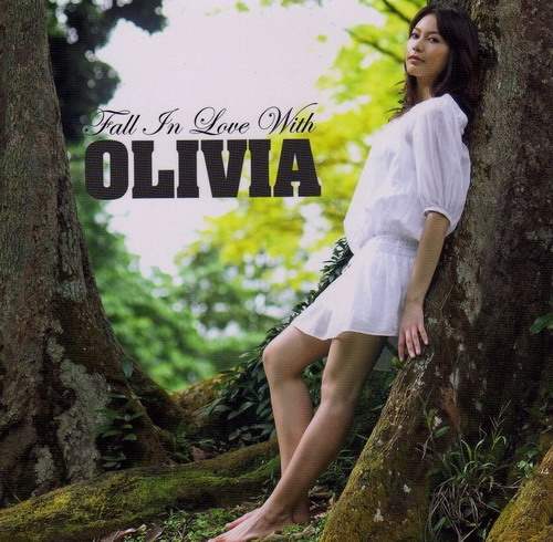 Olivia Ong Fall in Love With cover art