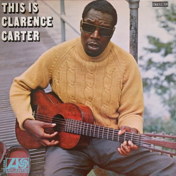 Clarence Carter This Is Clarence Carter cover art