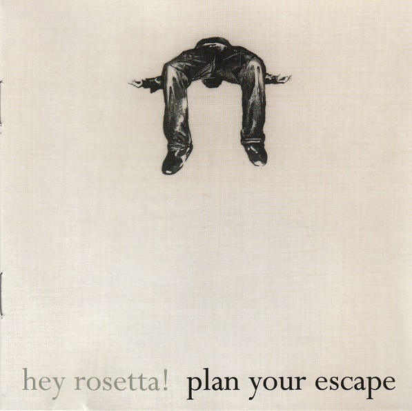 Hey Rosetta! Plan Your Escape cover art
