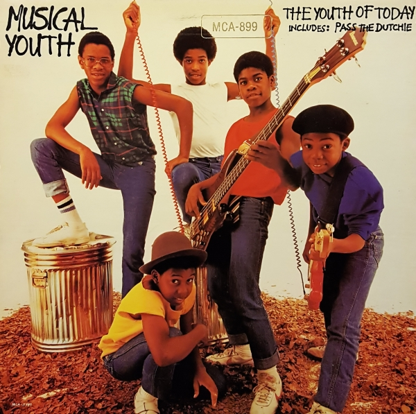 Musical Youth The Youth of Today Cover Art