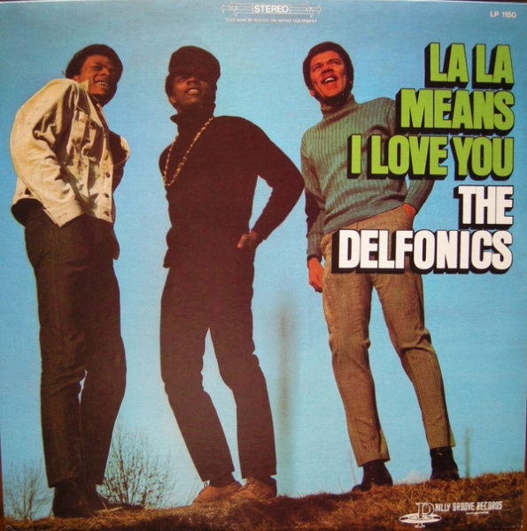 The Delfonics La-La Means I Love You Cover Art