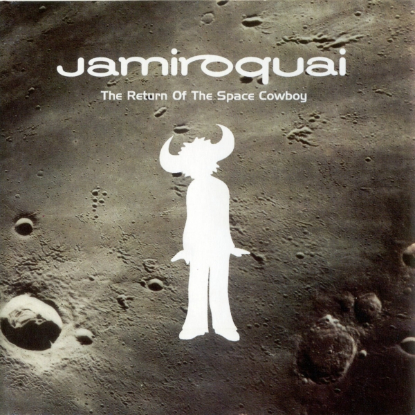 Jamiroquai The Return of the Space Cowboy Cover Art