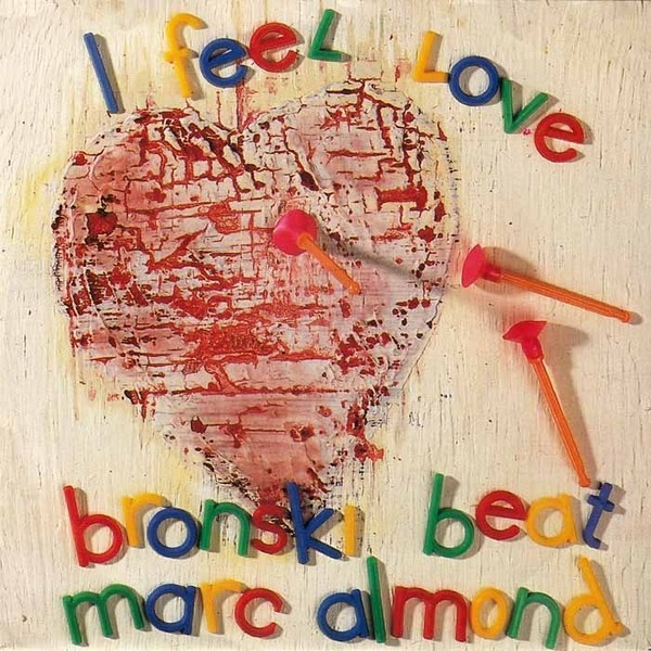 Marc Almond I Feel Love cover art
