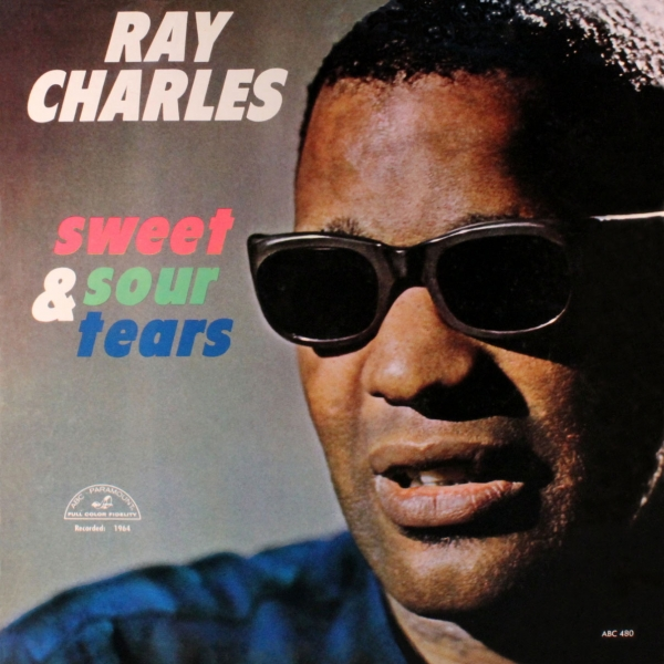 Ray Charles Sweet & Sour Tears cover art
