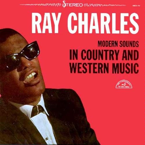 Ray Charles Modern Sounds in Country and Western Music cover art