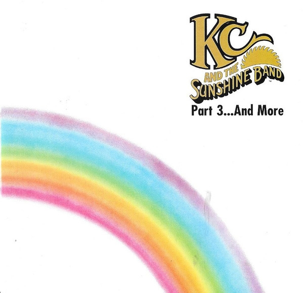 KC and the Sunshine Band Part 3 Cover Art