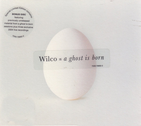 Wilco A Ghost Is Born cover art