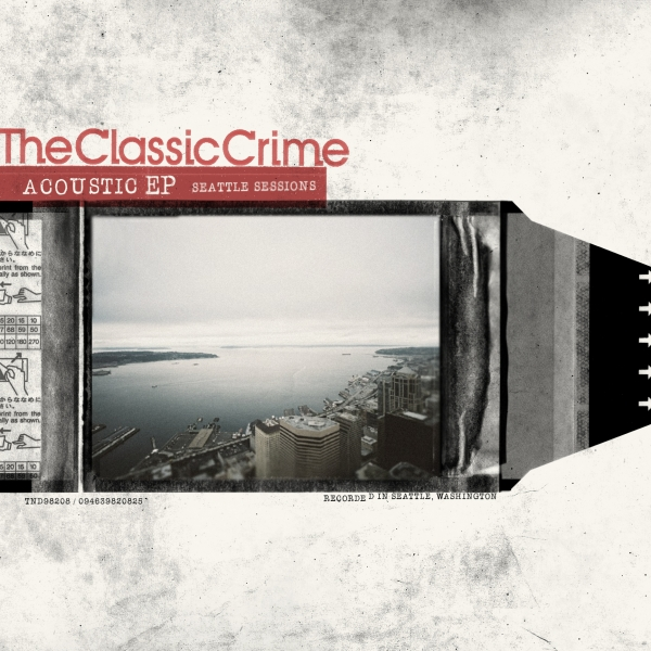 The Classic Crime Acoustic EP: Seattle Sessions Cover Art