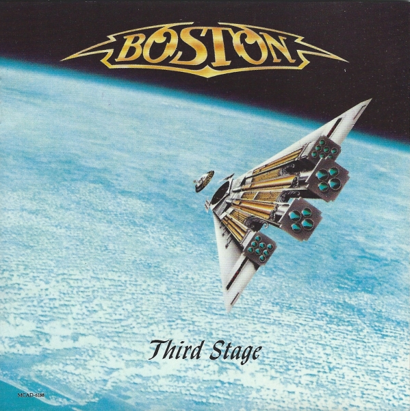 Boston Third Stage cover art