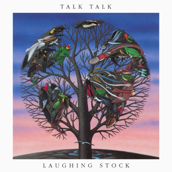 Talk Talk Laughing Stock cover art