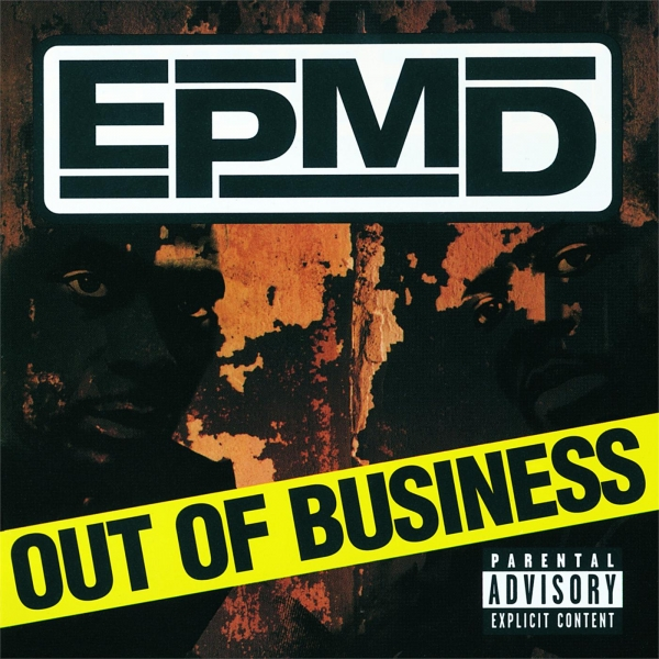 EPMD Out of Business Cover Art