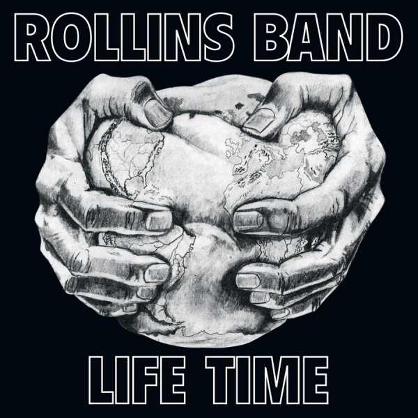 Rollins Band Life Time Cover Art