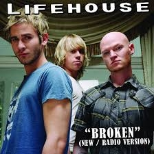 Lifehouse Broken cover art