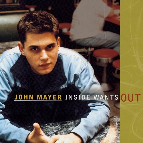 John Mayer Inside Wants Out cover art