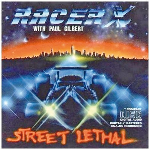 Racer X Street Lethal cover art
