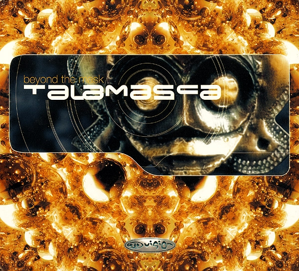 Talamasca Beyond the Mask Cover Art
