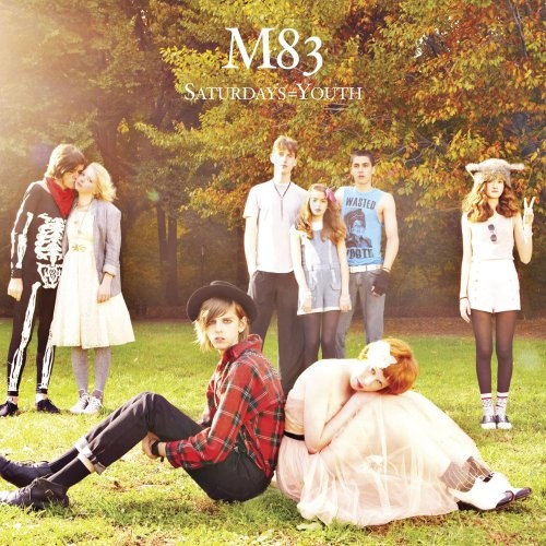 M83 Saturdays = Youth cover art