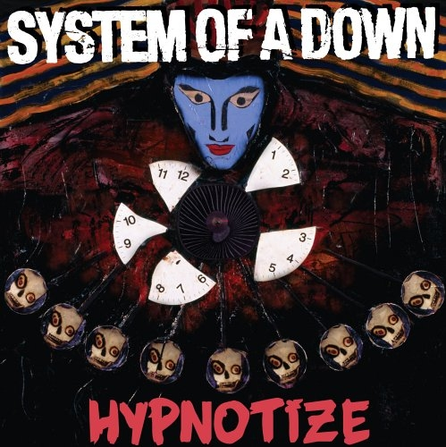 System of a Down Hypnotize cover art