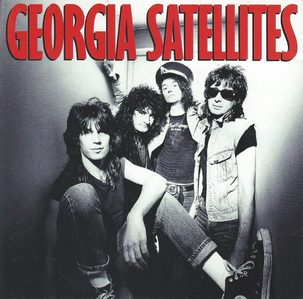 The Georgia Satellites Georgia Satellites Cover Art