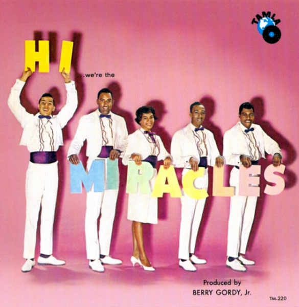 The Miracles Hi… We're The Miracles cover art